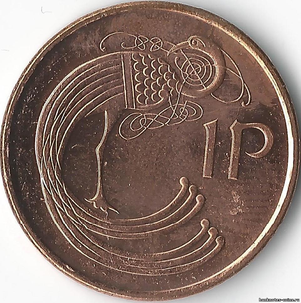 Монета пенс золото беларуси